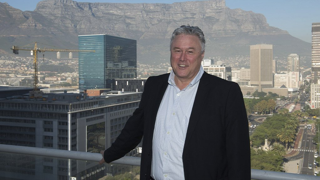 NIALL KRAMER South Africa has the potential to be the next big frontier in oil and gas