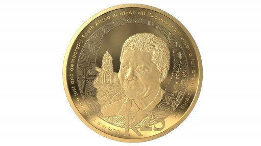 New Nelson Mandela collectable coin series unveiled