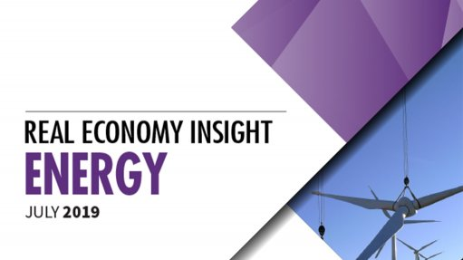 Real Economy Insight 2019: Energy