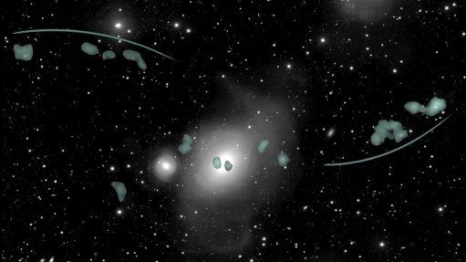 South Africa's MeerKAT radio telescope solves astronomical conundrum