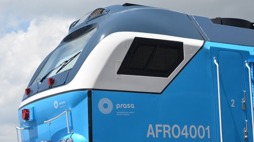 AFRO4000 locomotives to be auctioned off