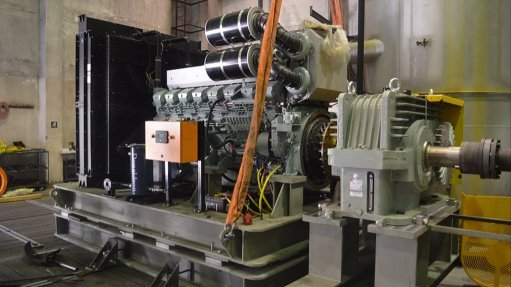 SABS tests 32 t centrifugal diesel pump