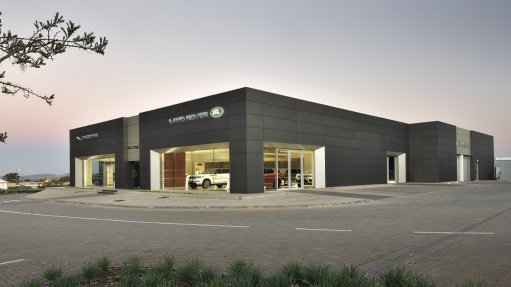 Jaguar Land Rover on a South African charge
