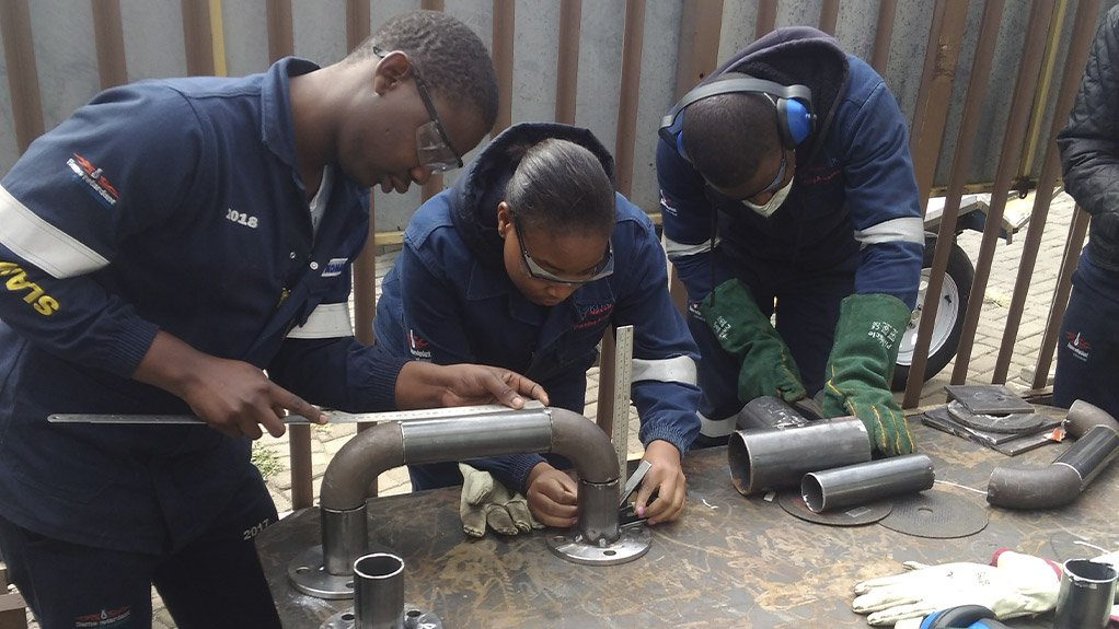 IMPROVING LIVES The programme will contribute towards the country's economy and provide skills and opportunities in the sealing industry