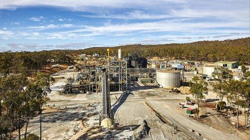 Fosterville mine, Australia