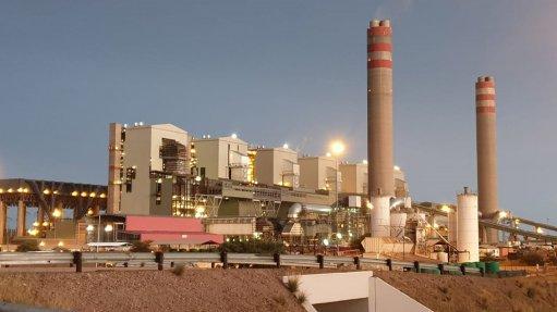 ELB, Eskom collaborate on stabilising Medupi dust plant