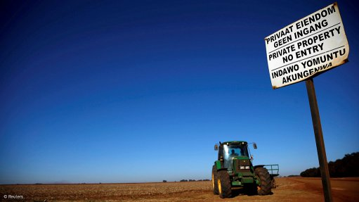 Land reform panel recommends seizures without pay in certain circumstances