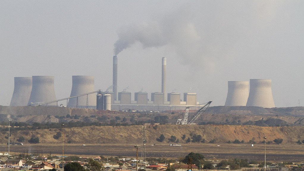 EMISSION MITIGATION Eskom says it will implement a pollution reduction plan to minimise the negative impacts on health of communities