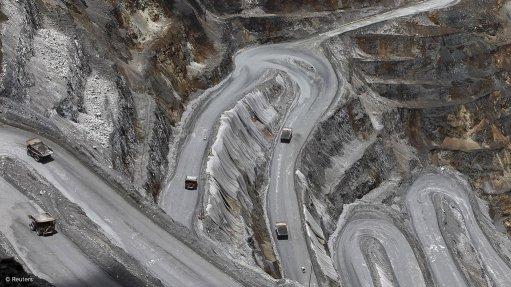 Chinese legislation impacting  on copper market