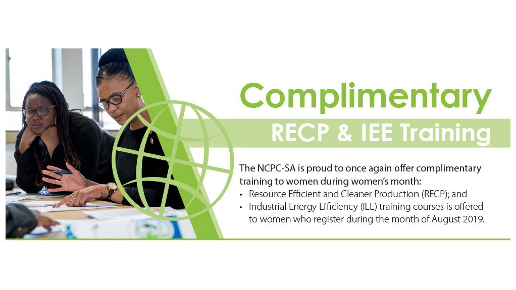 NCPC-SA Complimentary RECP and IEE Training during Women' Month