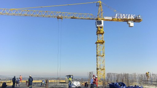 Illovo Central construction on track for March completion