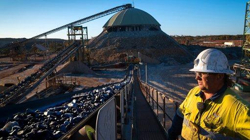 Kanowna Belle mine, Australia