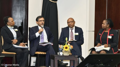 IDC urged to up its 'counter-cyclical' game, as Patel sets R110bn funding target