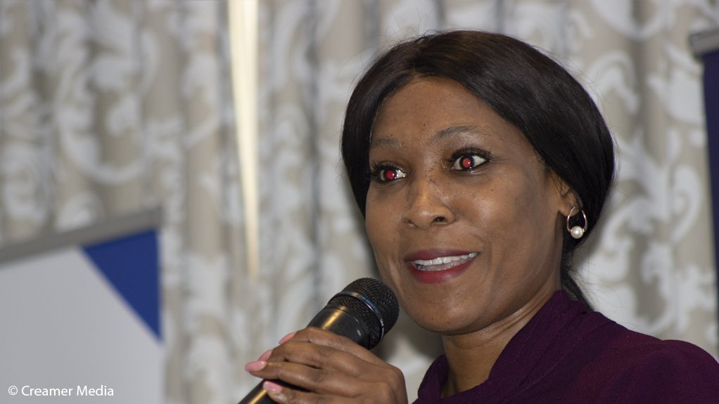 BRIDGET LEDWABA We are responsible for our own success