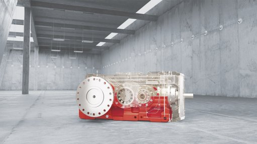 Gear units prove successful in  mining industry