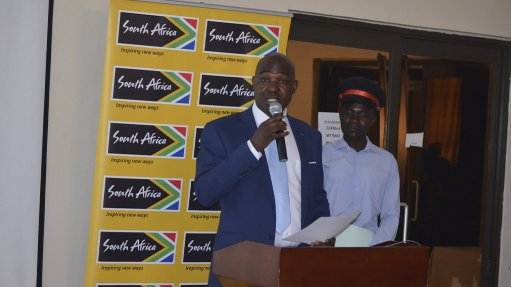 Zambia Minister urges South African businesses to invest in Copperbelt province