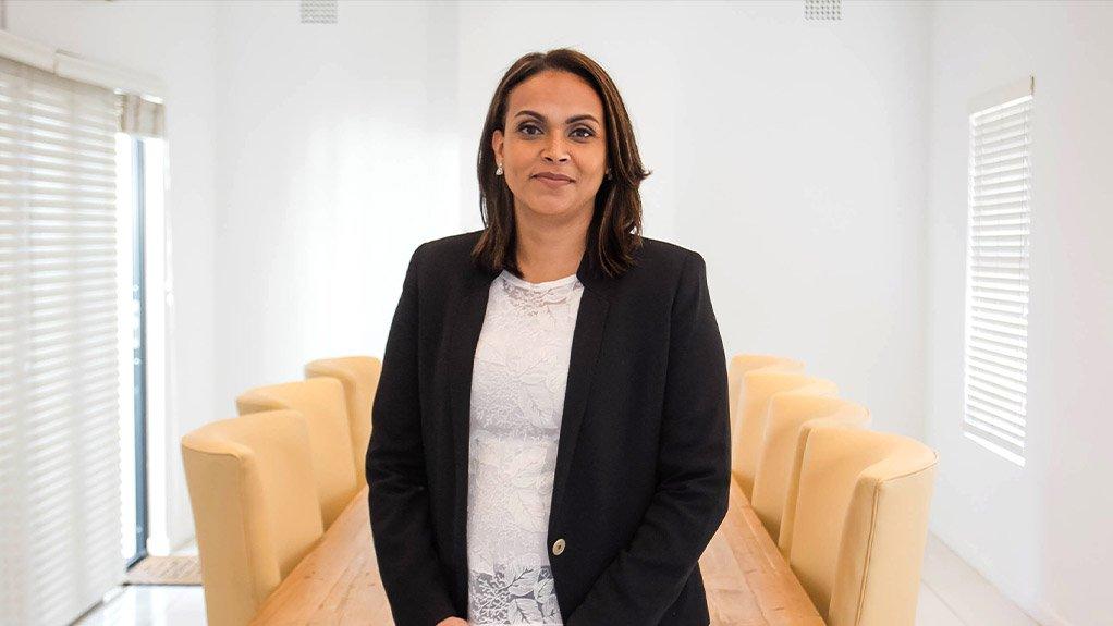 SBIDZ acting CEO Kaashifah Beukes