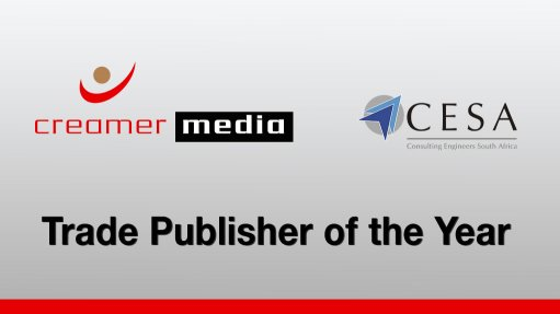 Creamer Media scoops publisher of the year award