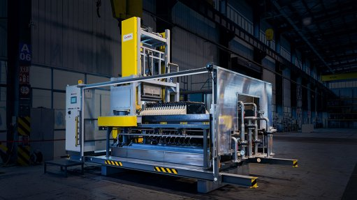 Filter press launched for mining industry
