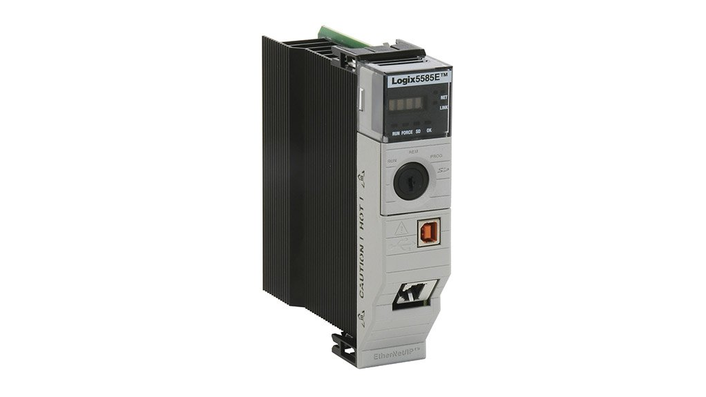 SAFE AND SOUND The Ethernet communication module and corresponding controller offer safer solutions to industrial control systems