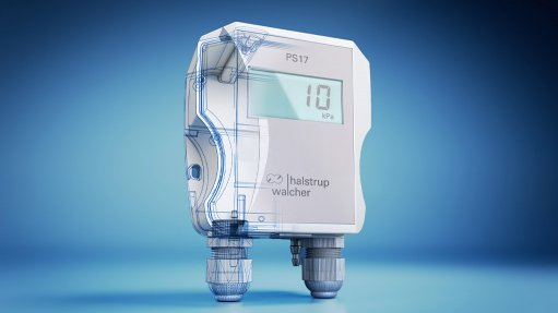 Differential pressure transmitter available in South Africa