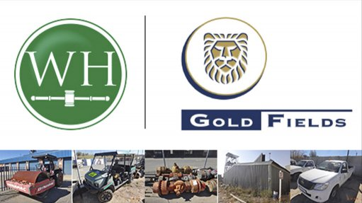 South Deep Gold Mine Online Auction of Redundant Assets is now open for bidding