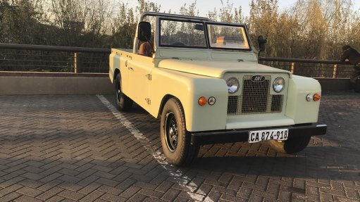Fancy a 1960s Land Rover? How about a lookalike made in South Africa