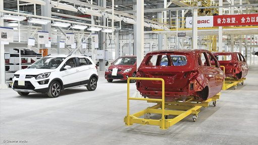 SKD production set to start at BAIC plant, CKD to follow in 2020, says IDC