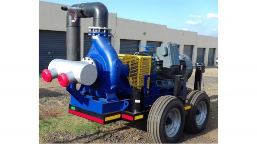Marked increase in company's pump refurbishment orders