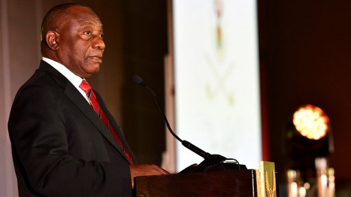 Africa projects offer opportunities for investors, Ramaphosa tells Japan forum