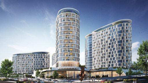 Tricolt, Attacq launch new high-rise residential precinct in Waterfall City