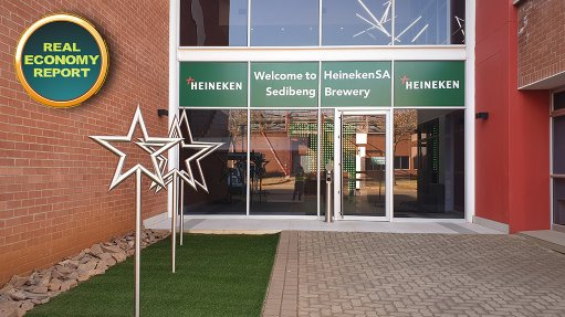 Heineken set to increase Sedibeng facility's capacity by 2020