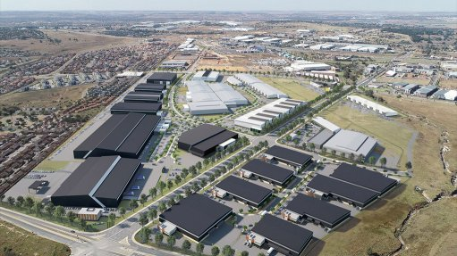 All Sterling Industrial Park units to be completed before year-end