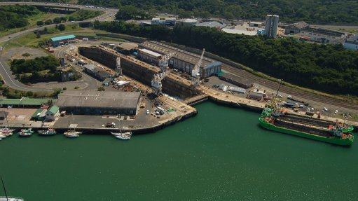 Princess Elizabeth Dry Dock set for seven-week shutdown for upgrades