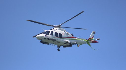 Two new helicopters start operating at Durban, Richards Bay ports