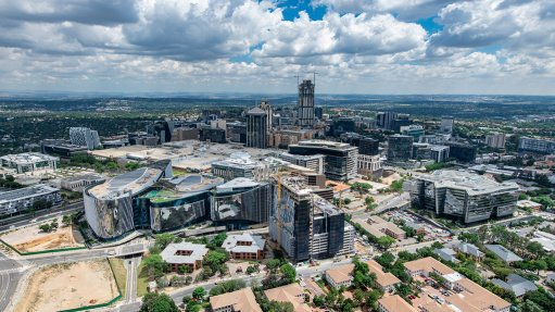 Sandton Central continues to expand high-grade office space