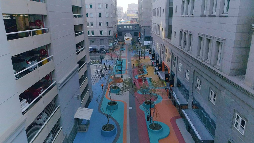 FNB unveils first phase of revamped BankCity precinct