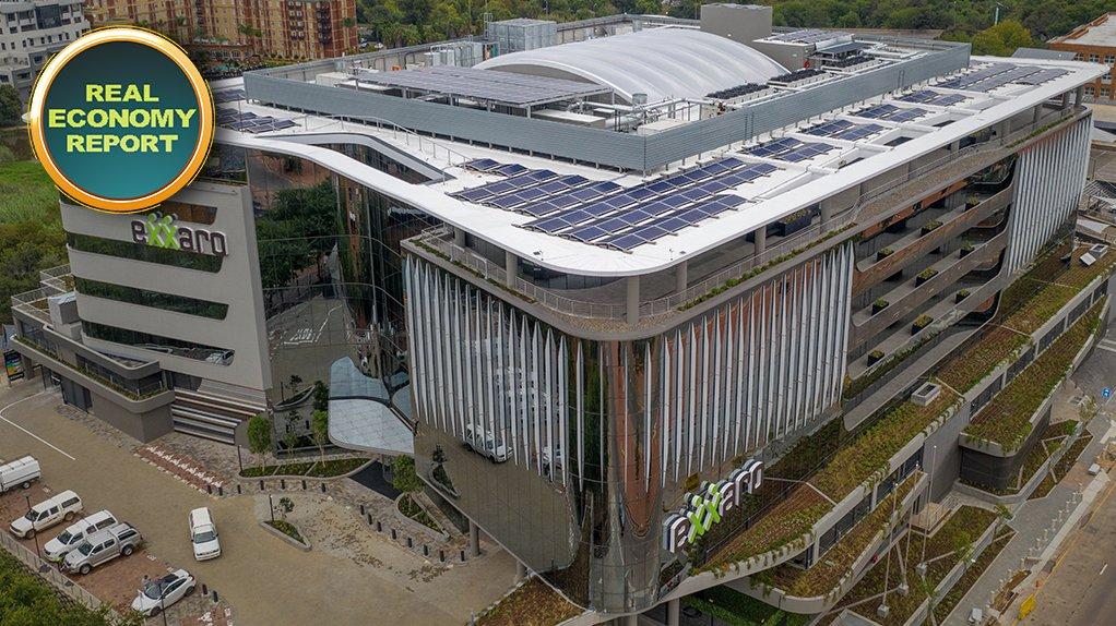 Exxaro showcases new ultramodern headquarters