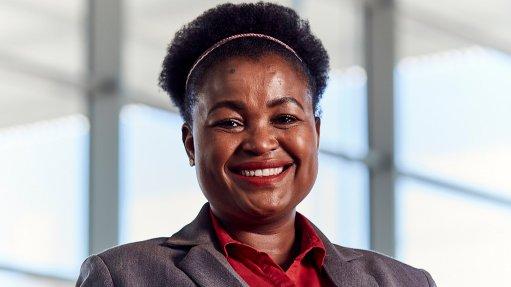 SAWEA CEO Ntombifuthi Ntuli