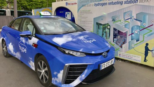 Fuel cell export  figures on the rise