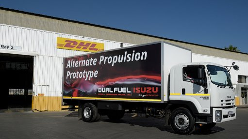 Isuzu South Africa explores alternative fuel solutions for trucks