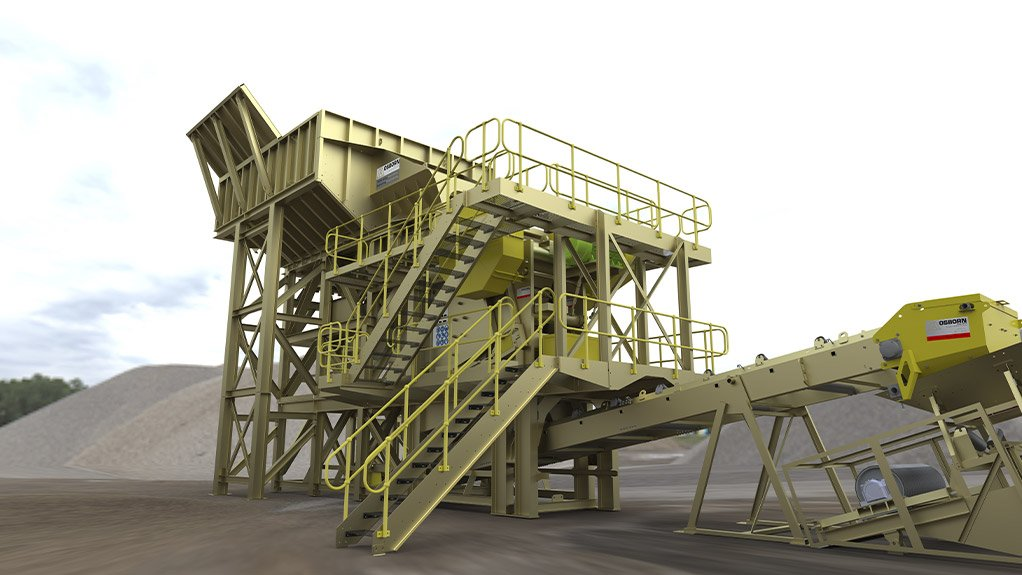 STEP CHANGE The mining industry is a lot more receptive to service-level agreements, owing to the ongoing shortage of skills in the industry and having to turn to original-equipment manufacturers to redo the work of alternative service providers