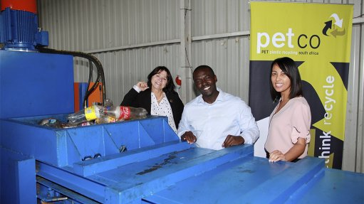 Equipment boost aids recycling entrepreneur