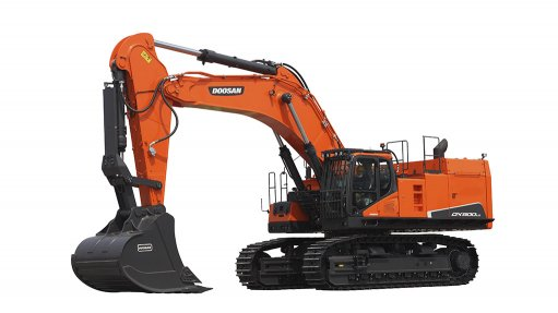 Excavator series well received by local mining sector