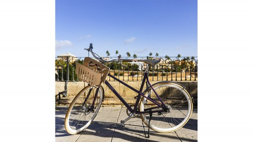 Company launches recycled bicycle