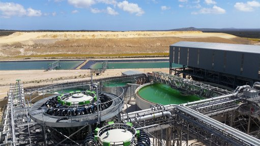 Kropz's share price falls on Elandsfontein production delay