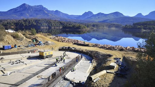 George municipality progresses with Garden Route dam wall raise