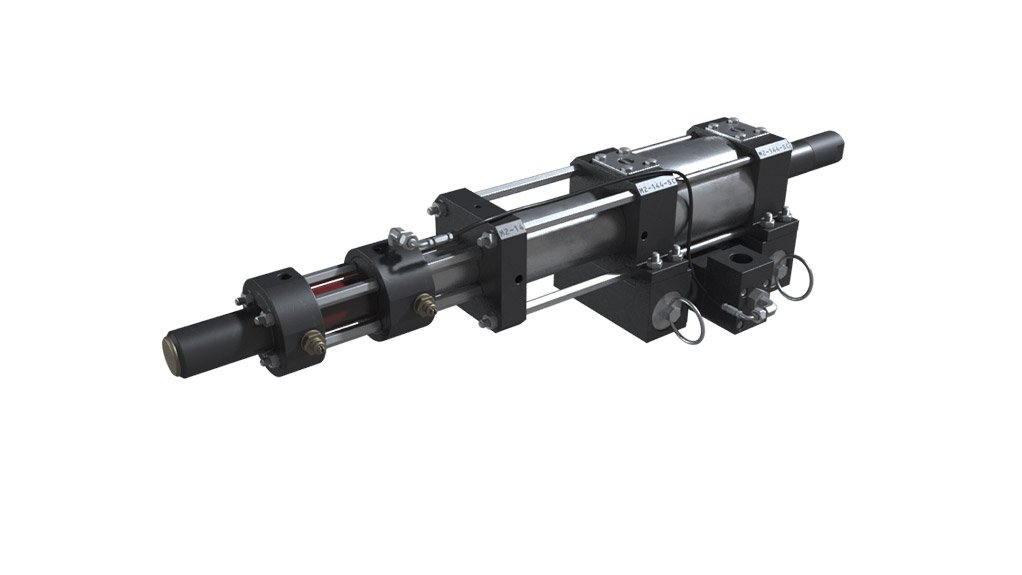EXPLOSIVE PUMPING  The MP2 emulsion pumping system is ideal for large-scale mechanised underground operations