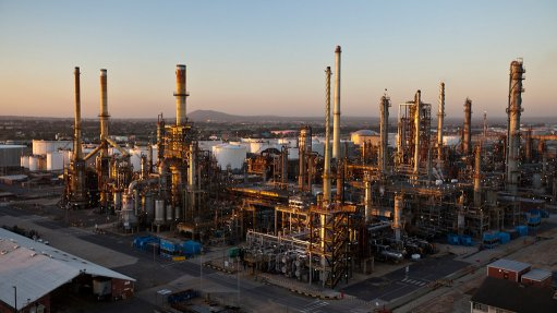 No immediate risk to supply of crude oil to South Africa
