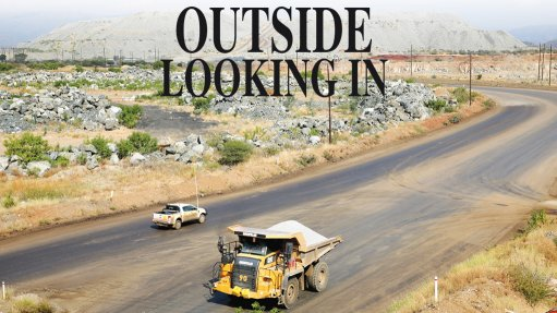 Emerging entrepreneurs finding it difficult to break into mining sector